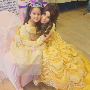 Princess Belle Party Entertainer | Derby | Nottingham
