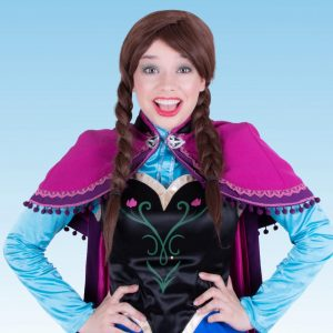 Anna Frozen 1 Part Entertainer