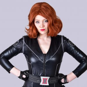 Black Widow for Hire Avengers