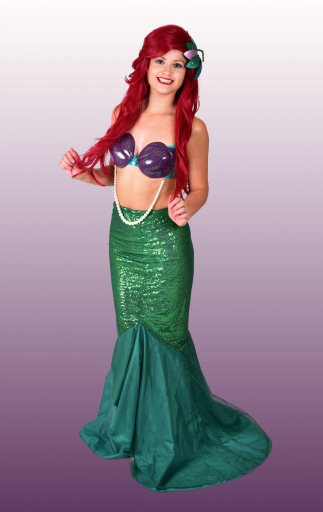 Ariel Little Mermaid Character hire