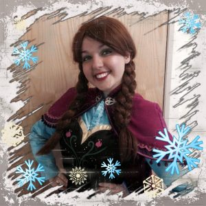 Princess Anna Party Entertainer | Mansfield