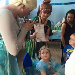 Princess Coronation | Frozen