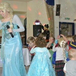 Queen Elsa Party Entertainer | Absolutely Amazing Parties