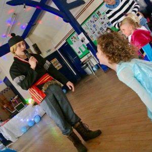 Kristoff Party Entertainer | Mansfield