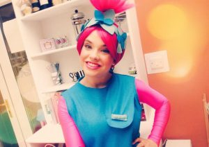 Poppy Troll Party Entertainer | Derbyshire