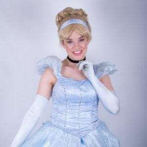 Cinderella Party Entertainer