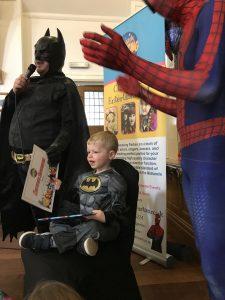 Superhero Party | Tamworth
