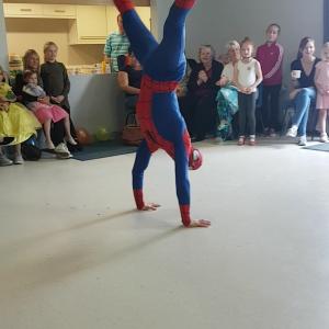 Spider Man Derby