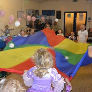 Parachute Play | Absolutely Amazing Parties