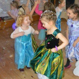 Frozen Party Nottingham