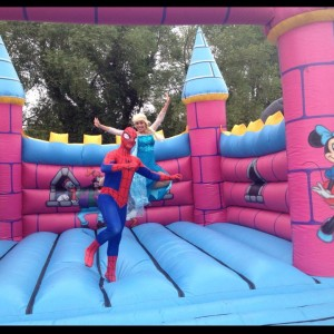 Spider Man Parties