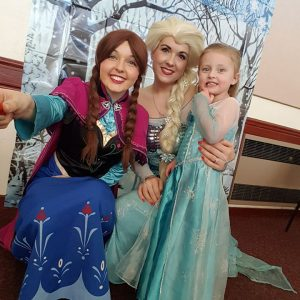 Elsa & Anna Parties - Nottingham / Mansfield / Lincoln