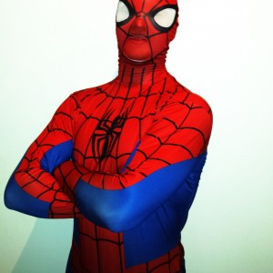 Spiderman Character Appearance