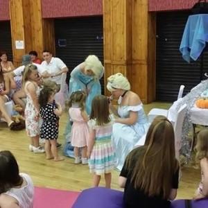 Cinderella Parties for Children