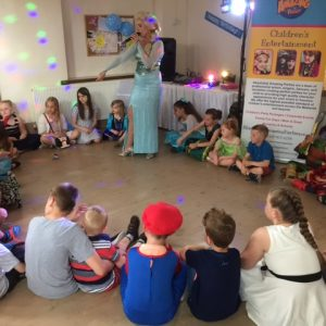 Queen Elsa Party | Entertainer | Leicester