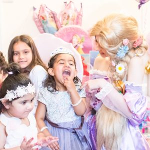 Rapunzel Party Entertainer | Character Hire | Derby
