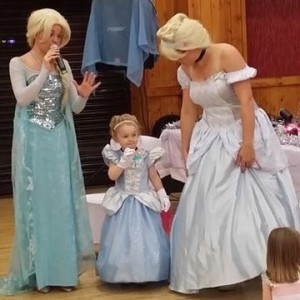 Cinderella Parties Nottingham
