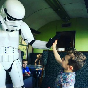 Storm Trooper Hire Nottingham