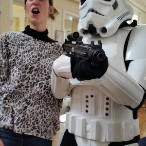 Storm Trooper Hire Nottingham | Star Wars Parties