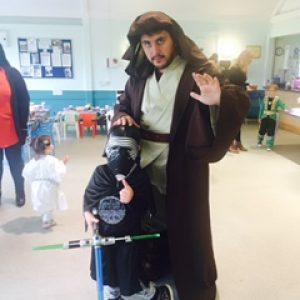 Jedi Training | Star Wars Parties | Nottingham | Derby | Leicester