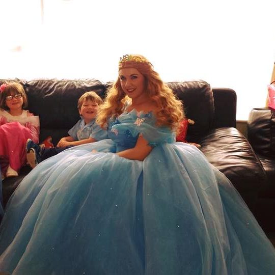 New Cinderella 2015 | Party Princess | Nottingham