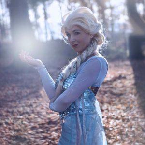 Queen Elsa Parties Mansfield