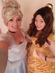 Cinderella and Belle Character Hire Leicester | Nottingham