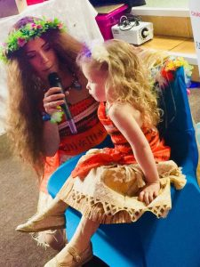 Moana Party Entertainer Leicester