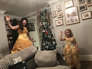 Christmas Visit with Belle Nottingham