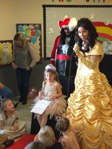 Princess Belle for hore Derby