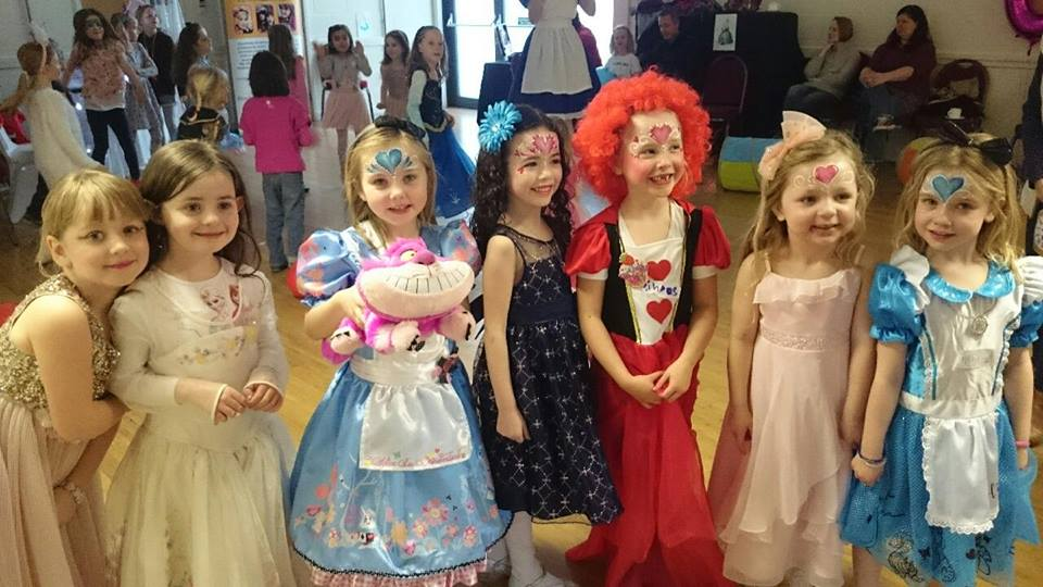 Alice in Wonderland Party Entertainment