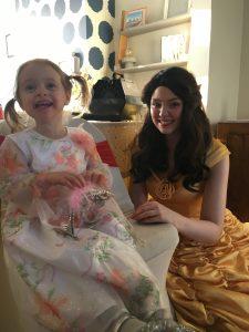 Princess Belle Party Entertainer