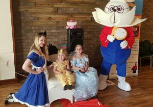 Alice in Wonderland Mascot Hire Nottingham