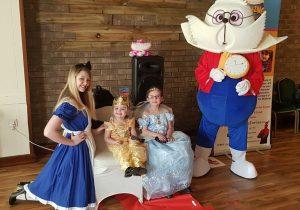 Alice in Wonderland Mascot Hire Nottingham