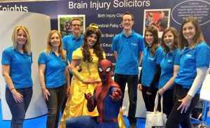 Belle and Spider Man | Corporate Entertainment