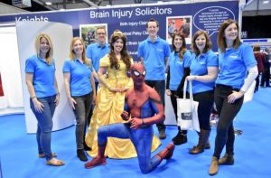 The Team at Knights Brain Injury