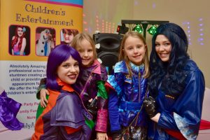 Descendants Birthday Party Derby