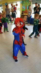 Spider Man Parties Derbyshire