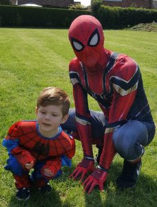 Spider Man Parties Nottingham