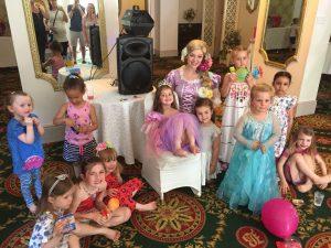 Rapunzel party entertainer Nottingham