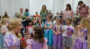 Rapunzel party Notingham