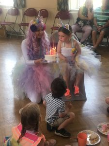 Unicorn Party Entertainer Nottingham