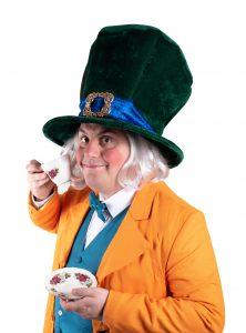 Mad Hatter Mascot Nottingham