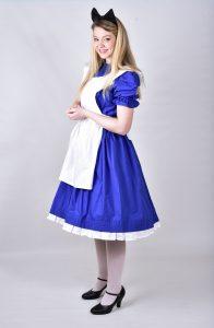 Alice in Wonderland Mascot