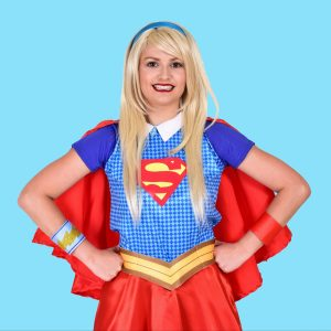 DC Superheroes Super Girl