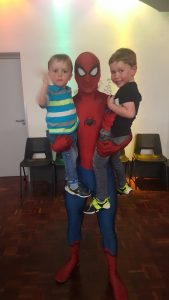 The Real Spider Man UK