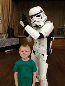 Storm Trooper Hire Tamworth