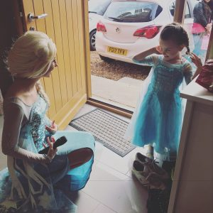 Elsa party Derby