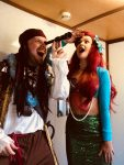 Mermaid and pirate parties nottingham
