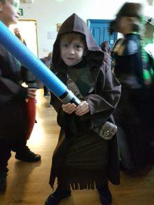 Jedi Star Wars for Hire Sheffield